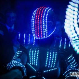 Robô Laser